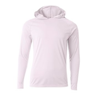 Cooling Performance Long Sleeve Hooded Tee